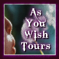 as you wish tour button