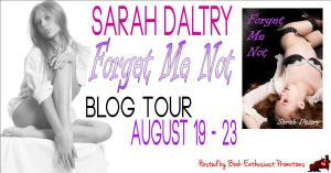 Forget me Not Blog Tour