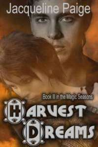 magic seasons series harvest dreams cover pic