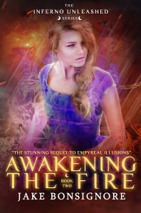 awakening the fire cover pic