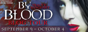 by blood tour banner