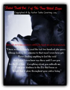 fated truth excerpt