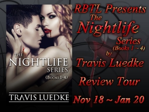 the nightlife series tour banner