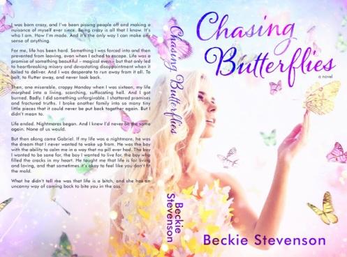 chasing butterflies jacket